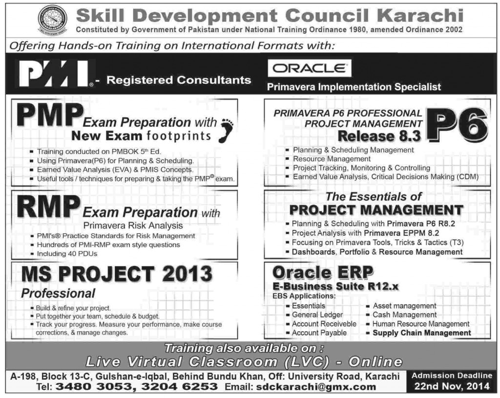 skill-development-council-karachi-