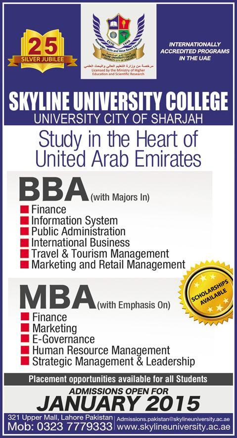 Admissions-in-BBA-MBA-Skyline-Universty