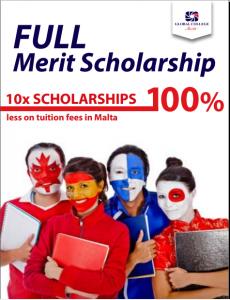 global-college-malta-full-merit-scholarship-2014