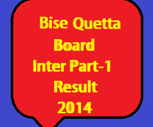 Queta board inter result