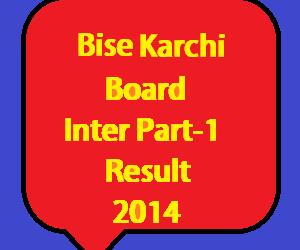 karachi board inter result