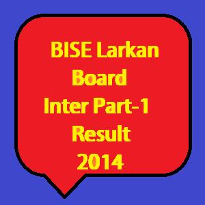 bise larkana board inter result