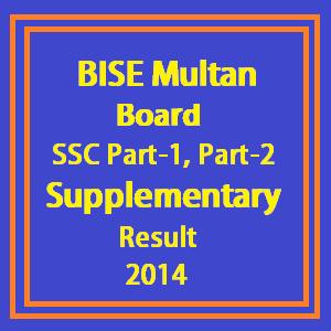 ssc supply result 2014