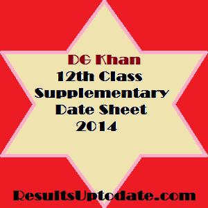 dgkhan_12th_class_supply_datesheet_2014